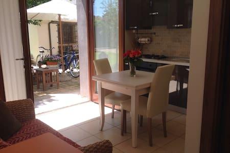 RAVENNA APARTMENT With GARDEN HERRY - Ravenna - Lägenhet