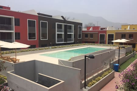 Casa equipada, Ñaña - Chaclacayo - Chaclacayo - House