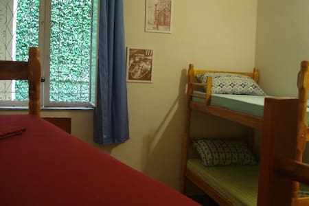Olympic Games - Bunk Beds Room (Bed 4) - Rio de Janeiro - House