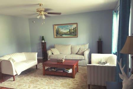 Quiet suburban comfort - Huntsville - Maison