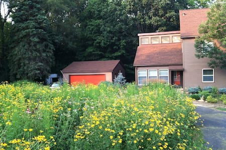 Country Garden Retreat - Starved Rock, Peoria, Chi - Princeton - House