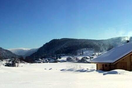 chalet 5 places magnifique vue - Chalet