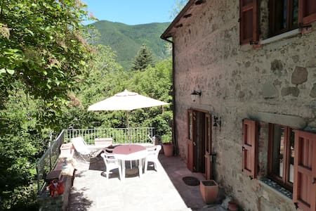 Casa in Garfagnana Toscana - Metello