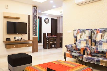 'The Bijou'  Young, Elegant, Furnished, Luxurious - Nuova Delhi - Appartamento