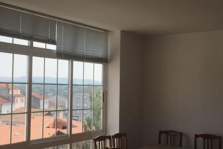 Habitaciones privadas en camino de santiago - Monterroso - Apartamento