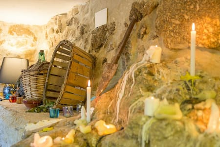 Casa de piedra,VISTAS VALLE EN FLOR - Casas del Castañar - Hus
