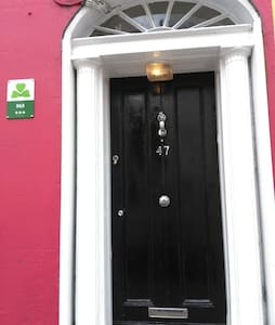 Victorian Townhouse B&B Double Room - Cork - Bed & Breakfast