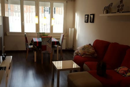 Modern flat, 2 min to beach! - Appartement