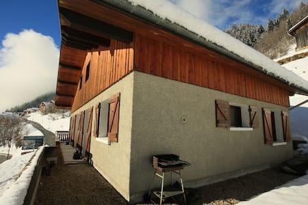 Ski in Courchevel and la plagne - Huvila