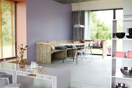 Holiday home Waad in Friesland - Ev