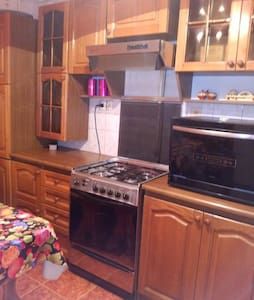 3 room appartment, in city center - Daire