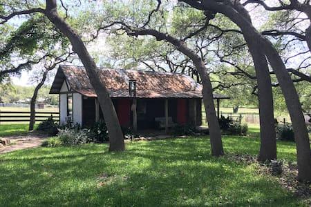 Flite Acres Ranch Bunk House - Wimberley - Cabin