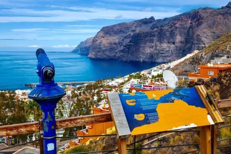 Los Gigantes, the perfect holidays - Santiago del Teide