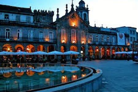 Suite no Centro de Braga - Braga - Appartamento