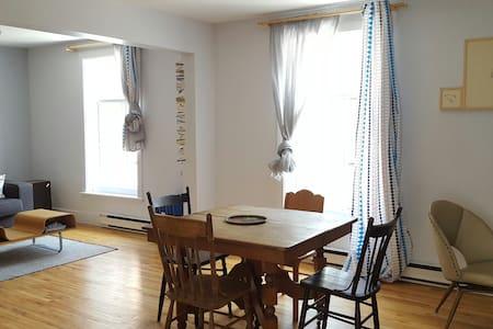 Cosy appartement downtown Québec - Ville de Québec - Apartmen