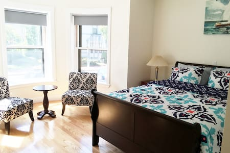 Brand-New Master Suite Next To Harvard Square - Lakás
