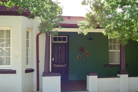 Tinkerbell Self Catering Home - House