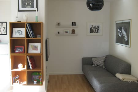 Cosy house in family-friendly area - Huis