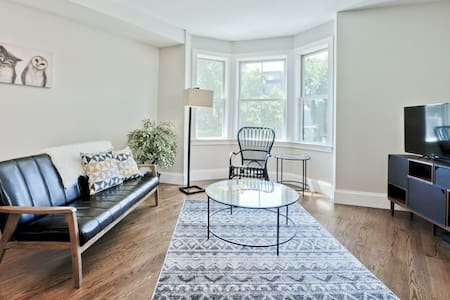 Modern 2BR in Cambridge - Cambridge - Apartment