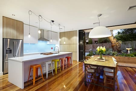 Victorian mansion with luxury space - Camberwell
