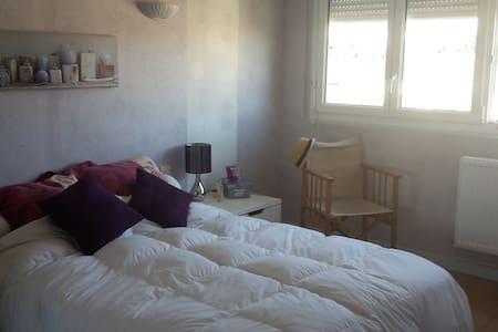 Appartement lumineux -15min à pieds centre ville - Apartment