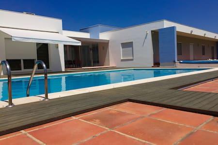 Luxury villa nearby Alentejo - Coruche