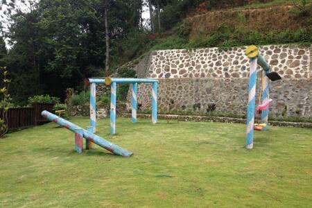 Cabaña en la montaña, constanza, RD - Arroyo Frío - Kabin