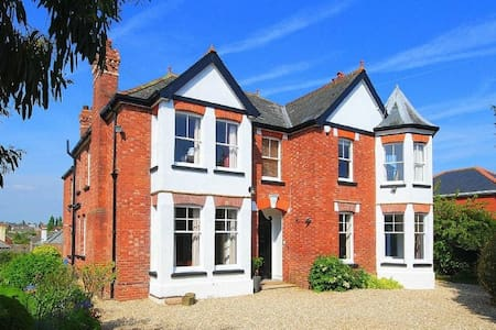 Single room in Character House - Exeter