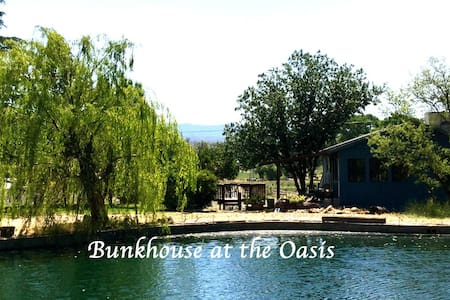 Bunkhouse @ the Oasis - Gästhus