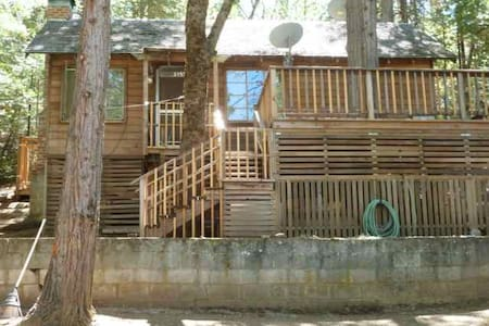 Camp Nelson Treehouse River Cabin - Cabin