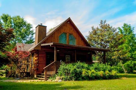 Blue Holler Veiw Rentals . Duck Cabin - Kisház