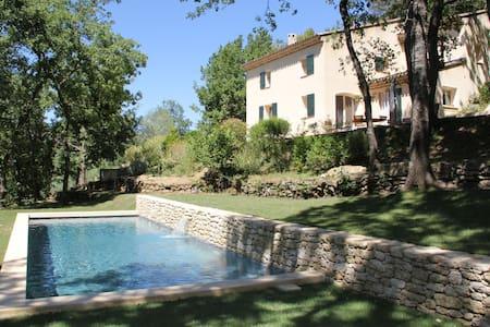 Chambre de charme dans le Luberon - Ansouis