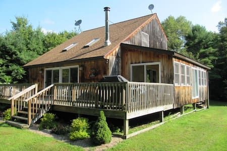 3BR Chalet Minutes from Cooperstown - Alpehytte