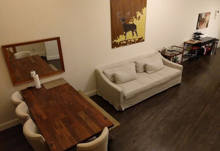Gorgeous Room in Downtown Duplex - New York - Apartment