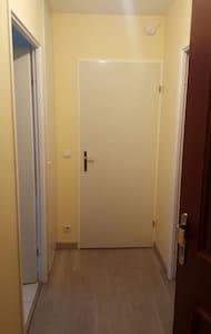 Grand appartement lumineux - Argenteuil - Apartament