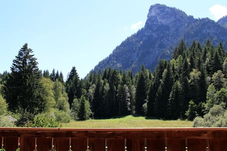 Great vacation Apartm. Oberammergau - Huoneisto