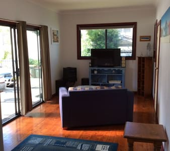 Waterfront retreat 2 bed self contaned unit - Chittaway Point - Wohnung