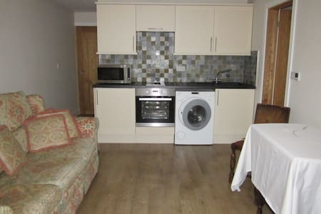 1 bed annex in Central Solihull - Apartment