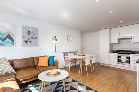 Brand new spacious 2 bed 2 bath in Farringdon - Londra - Appartamento
