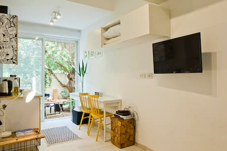 Boutique, cozy studio in the TLV - Apartamento