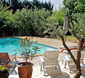 Amazing Provencal house in Aups - Aups