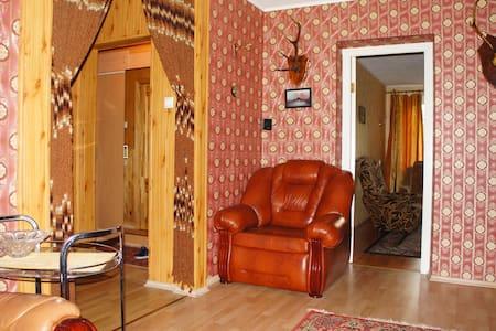 У моря в Юрмале двухкомнатная уютная квартира - Appartement