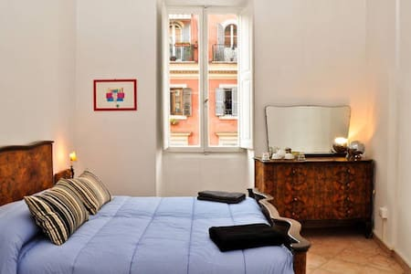 VICTORIA. GLBT, Colosseo.Room shared b/room - Rome - Appartement