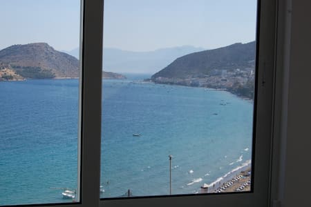 Seaside apartment in Peloponnese - Tolo - Apartment