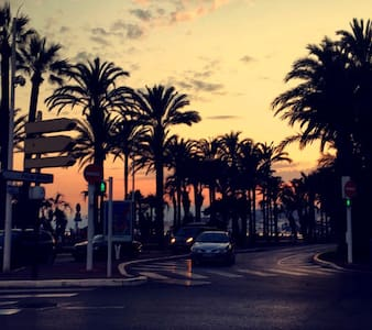 Studio tout neuf à 100 mètres de la Croisette!!! - Cannes - Apartment
