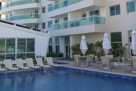 Apart Hotel Mandarim Salvador Shopping - Salvador