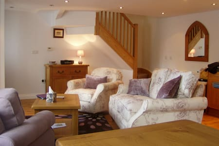 A Great Little Cottage in the Heart of Devon - Chittlehampton - Casa