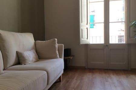 Quiet and comfortable single room - Appartamento