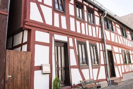 Fährmannshaus Seligenstadt: Altstadtferien am Main - Maison