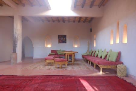 Villa 2 chambres montagne Marrakech - Dom